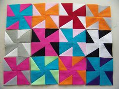 Sew Lux Fabric and Gifts Blog: Bitty Block Tutorial