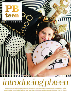 2015 Emily and Meritt cover for Pottery Barn Teen Photography by (Me) Reed Davis Photography