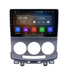 Android 9.0 Aftermarket OEM Car Stereo GPS Navigation System for 2005-2010 Mazda 5 with 3G Wifi DVD Radio Bluetooth USB SD Rearview Camera Android Auto, Android 9, Mirror Link, Gps Navigation, Rear View, Mazda, Sd, Wifi, Shopping