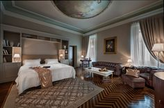 The #Suite Experience by Master Meeting – Palazzo Victoria, Hotel, Verona – Suite Marcellus - #designer bedroom