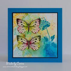 Corine's Art Gallery: Butterfly