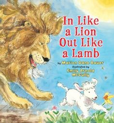 Book, In Like a Lion Out Like a Lamb by Marion Dane Bauer