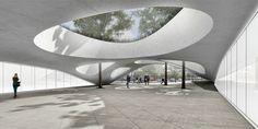 Galeria de Atelier King Kong divulga proposta para a estação de metrô Grand Paris Express - 11