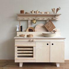 U Haul Furniture Dolly Wooden Play Kitchen, Toy Kitchen, Playroom Decor, Kids Decor, Home Decor, Kids Furniture, Furniture Dolly, Furniture Stores, Furniture Design