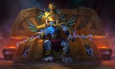 The Battle for Azeroth and Rastakhan's Rumble expansions bring Hearthstone and World of Warcraft back into parity. We spoke with one of Rastkhan's Rumble's developers about Hearthstone's return to WoW. The Elder Scrolls, Warcraft Art, World Of Warcraft, Hearthstone Wallpaper, Troll, Dark Fantasy, Fantasy Art, Hearthstone Heroes Of Warcraft, Artwork Meaning