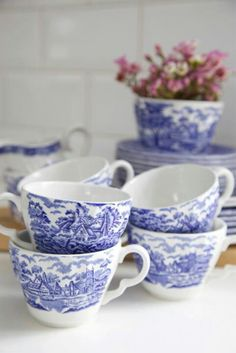 10+ Best Porslin images | blue and white china, blue china