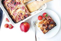 oatmeal quinoa frühstück clean eating rezept blog gesund ernähren