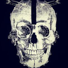 New Model, Skull, Models, Tattoos, Art, Tatuajes, Tattoo, Japanese Tattoos, Kunst