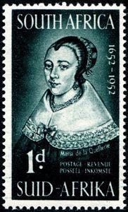 Maria de la Quellerie, wife of Jan van Riebeeck