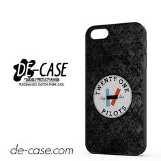 Twenty One Of Pilots Logo DEAL-11442 Apple Phonecase Cover For Iphone SE Case