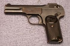 FN 1900 Browning 7.65mm (.32 ACP) Left side