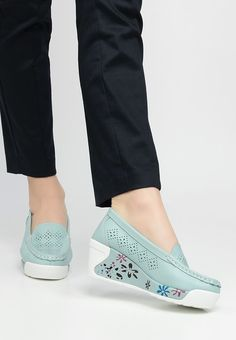 Mocasini piele naturala Havana Bleu Sneakers, Shoes, Fashion, Tennis, Moda, Slippers, Zapatos, Shoes Outlet, Fashion Styles
