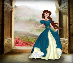 If I were a Disney Princess...This is what I would look like lol