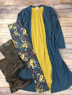 Outfit styled by LuLaRoe Aly Timmons. To purchase and shop all of our inventory please visit www.shopalytimmons.com.