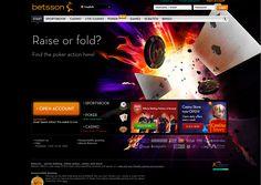 Betsson Online casino guide