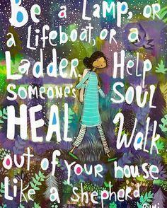 #rumiquotes #helpothers #healing #walk #positivevibes #positivity