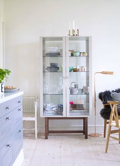 Glass Cabinets Wall Display Ikea Stockholm China Cabinet Door Bookcases Shelves Dining Room