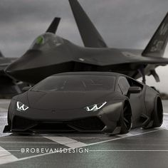 STEALTH MODE. #Lamborghini - F-22