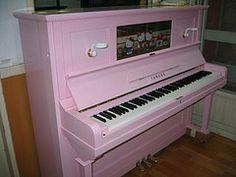 The Collaborative Piano Blog: Hello Kitty Piano