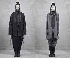 Justin Passmore by Xi Sinsong for InAisce Fall/Winter 2012