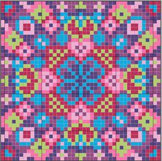 gazette94: free pattern