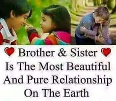 Play, laugh sometimes tears, sister and brother through the years :) Always together. Brother Sister Relationship Quotes, Brother Sister Love Quotes, Brother And Sister Love, Daughter Love Quotes, Brother Brother, Relationship Rules, Relationships, Bro Quotes, Sister Quotes Funny