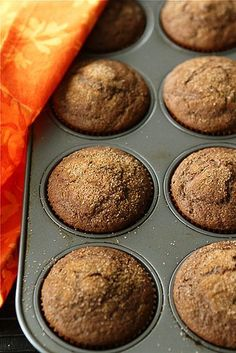 This whole wheat pumpkin spice latte muffin recipe is reminiscent of your favorite fall drink. Great on-the-go breakfast or enjoy it as an afternoon snack.