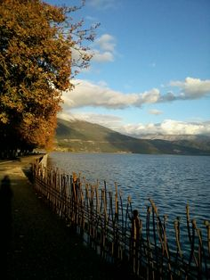 Λίμνη Ιωαννίνων Vineyard, Mountains, Nature, Travel, Outdoor, Outdoors, Naturaleza, Viajes, Vine Yard