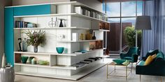 We have unique #accents and #accessories for all your #shelving needs to help create a modern #livingspace. #CaliforniaClosets #Shelfie