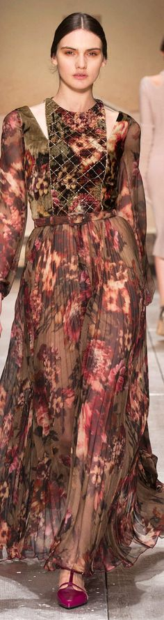 Laura Biagiotti Collection Fall 2014 Ready-to-Wear. Jaglady