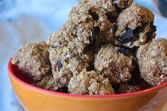 Healthiest. Yummiest. Easiest. Cookie. Ever. All of the