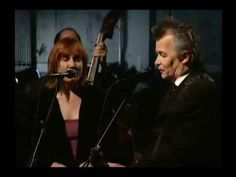 John Prine & Iris DeMent - In Spite of Ourselves; Iris DeMent has one of the most distinctive voices in music and John Prince is another of those underrated songwriters that more people should listen to.