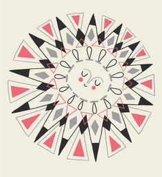 """"""" Sun """", by Carolina Buzio"""