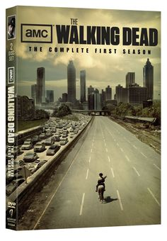 The Walking Dead season 1 DVd