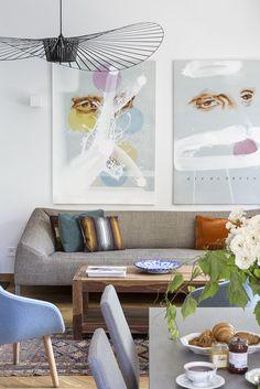 contemporary home vertigo lamp Living Room Decor, How Are You Feeling, Make It Yourself, Vertigo, Contemporary, Insta Saver, Instagram Posts, Interiors, Home