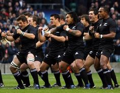New Zealand All Blacks - 2011 World Rugby Cup Champions! Best Sport, Best Team Ever!!!