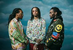 Number Fest Adds Bad and Boujee Trio, Migos, to Lineup