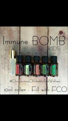Kids Flu Bomb - Roller