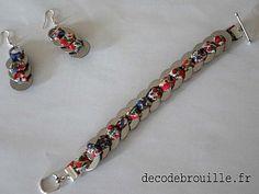 bijoux rondelles, version DECODEBROUILLE