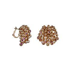 Paris Nouvelle Vague earrings available at Cartier.