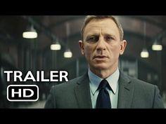 007 Spectre Official Trailer #2 (2015) Daniel Craig James Bond Movie HD - YouTube