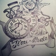 Time Heals by TheLadyJem on DeviantArt Black Cloud Tattoo, Deviantart Tattoo, Time Heals, Tattoo Shop, Healing, Free Time, Tattoos, Artist, Tatuajes
