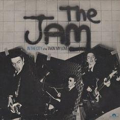 .ESPACIO WOODYJAGGERIANO.: THE JAM - (1977) In the city (single) http://woody-jagger.blogspot.com/2011/03/jam-1977-in-city-single.html