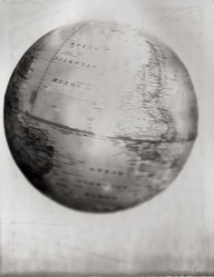 Charles Grogg - New World from AFTER ASCENSION AND DESCENT, gelatin silver print, 20x24