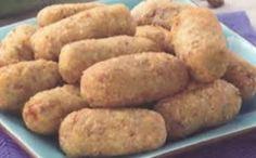 ⇒ Le nostre Bimby Ricette...: Bimby, Crocchette di Borlotti