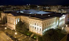 National Portrait Gallery - cool parties at night and the occasional controversial exhibition.
