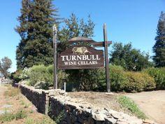 Turnbull Wine Cellars in Oakville, CA