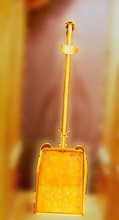 The Temple Institute: Vessels Gallery: The Incense Shovel