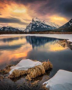 Banff National Park, National Parks, Canada, Serenity, Paradise, Mountains, Nature, Travel, Naturaleza