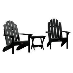 chair silhouette clip art | adirondack chair the adirondack ...
